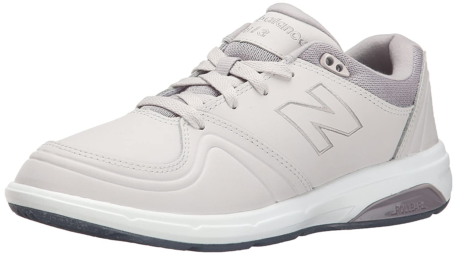 New Balance Women's WW813 Walking Shoe B00R791T84 10.5 2E US|Grey