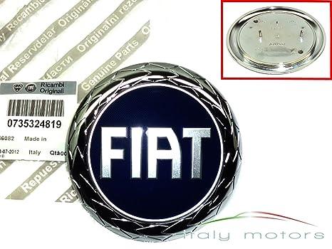 Original Fiat Ducato (244) Emblema Frontal Emblema - 735324819: Amazon.es: Coche y moto