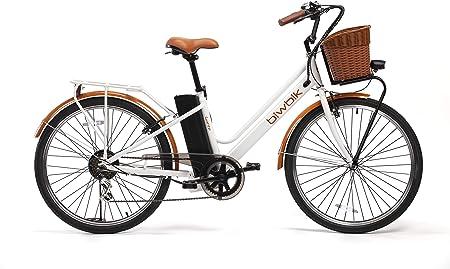 BIWBIK Bicicleta ELECTRICA Mod. GANTE BATERIA Ion Litio 36V12AH ...