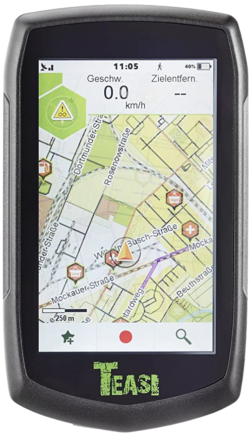 Teasi One 3 Extend GPS, Unisex Adulto, Negro, M: Amazon.es: Deportes ...