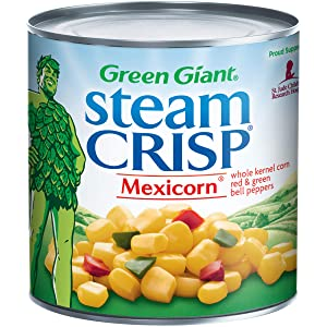 Green Giant SteamCrisp Mexicorn, 11 Ounce Can (Pack of 12)
