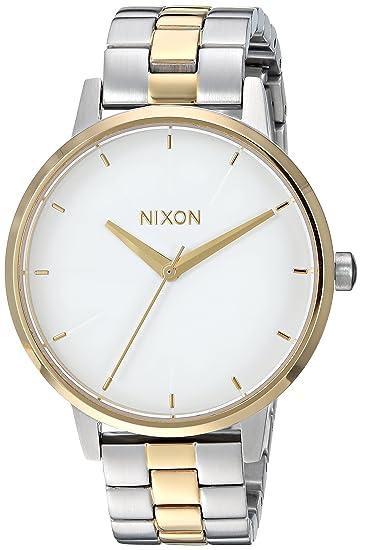 Nixon A099 2706 Kensington Reloj de Pulsera de Mujer