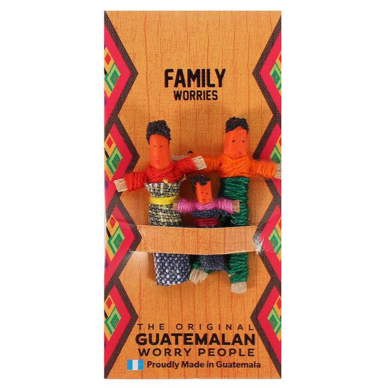 The Original Guatemalan Worry People Mu/ñeca quitapenas Talla /Única//Appearance