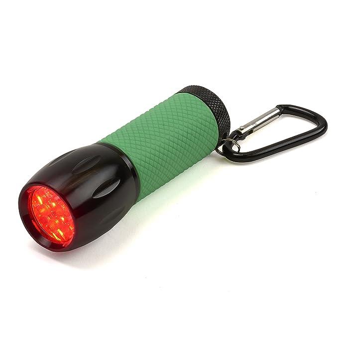 1 opinioni per Carson, torcia LED luce rossa