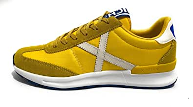 Zapatillas Hombre Munich Dynamo 15 Amarillo: Amazon.es: Zapatos y complementos