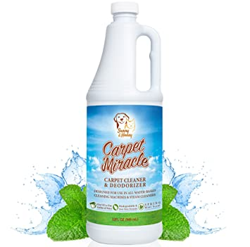 Carpet Miracle   Carpet Cleaner And Deodorizer Solution For Hoover,  Bissell, Rug Doctor,