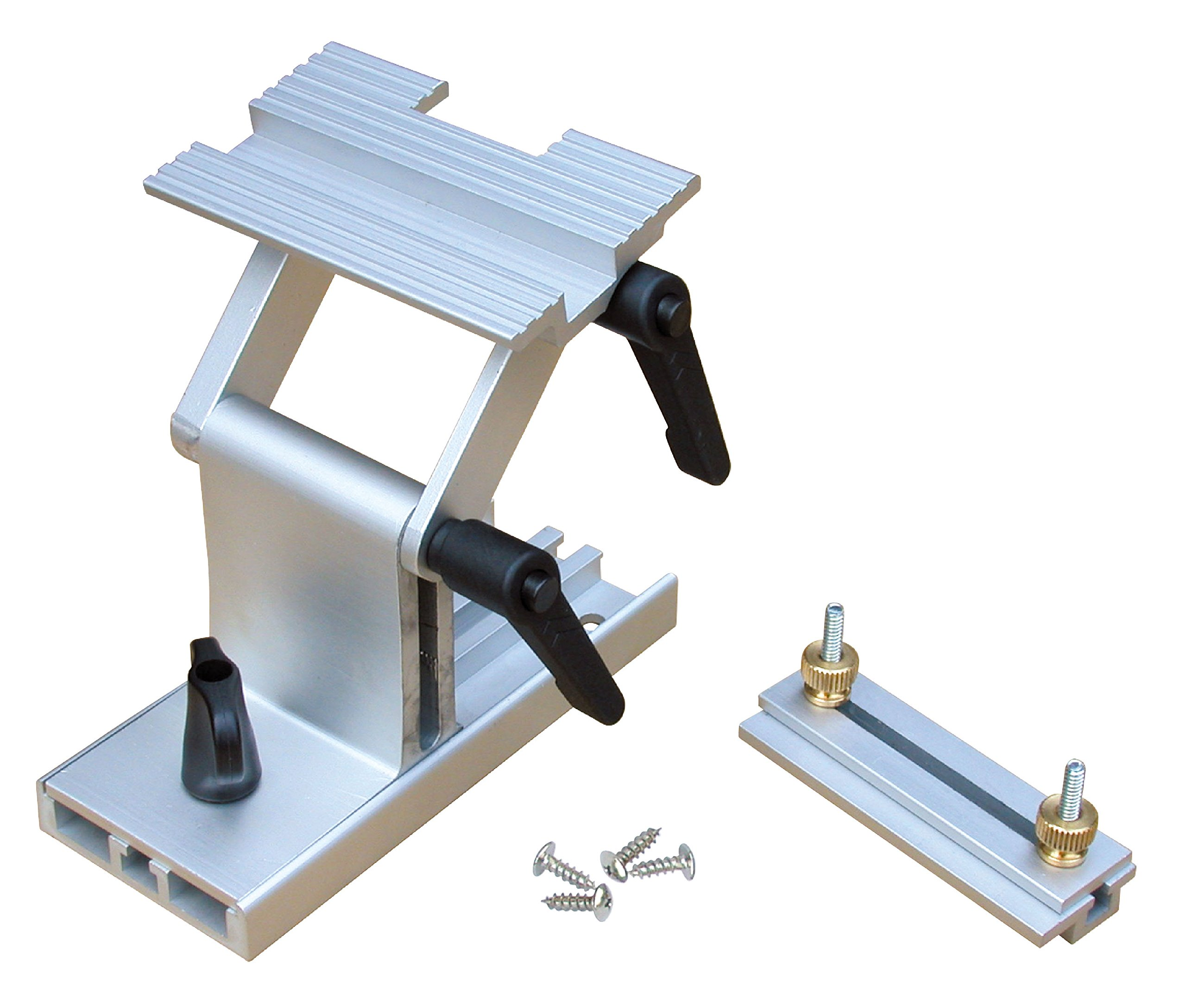 "Bench Grinder Replacement Sharpening Tool Rest Jig for 6"" and 8"" Grinders and Sanders BG by Taylor Toolworks (Image #1)"