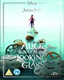 Alice Through The Looking Glass (Limited Edition Artwork Sleeve) [Blu-ray] [Region Free]