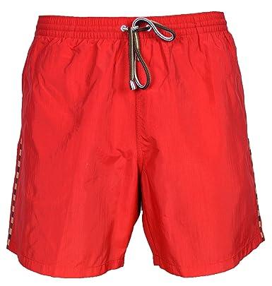 Corail Homme Short Aquascutum Bain Rouge De 8vw0nNm