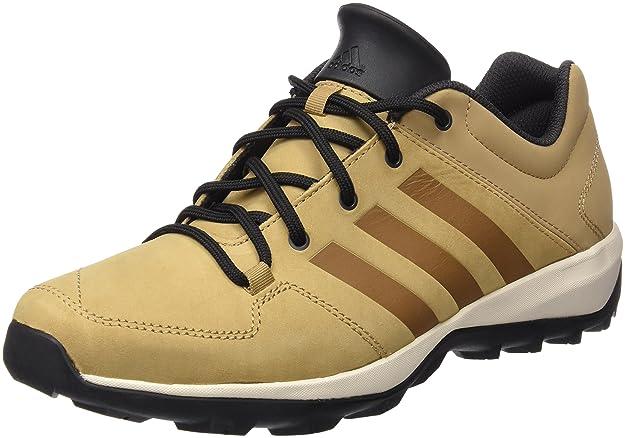 Adidas Plus Herren TrainerSchwarz Leather Cross Daroga CdeoxB