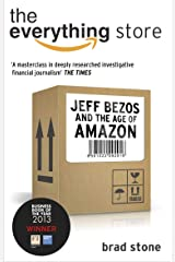 The Everything Store: Jeff Bezos and the Age of Amazon Paperback