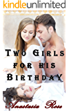 Two Girls for his Birthday (Couples & Lovers Book 3)