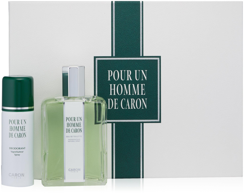 CARON PARIS Pour Un Homme De Caron 125ml Gift Set