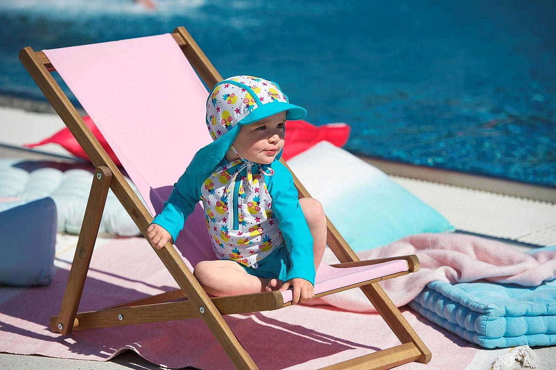 Langarm-Badeshirt Sterntaler Kinder  Schwimmshirt UV-Schutz 50+