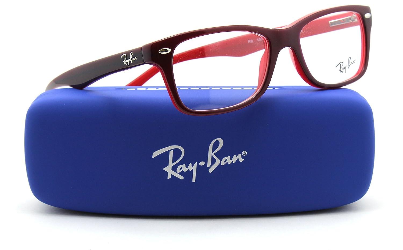 Ray-Ban RY1531 JUNIOR Square Prescription Eyeglasses RX - able 3592, 48mm