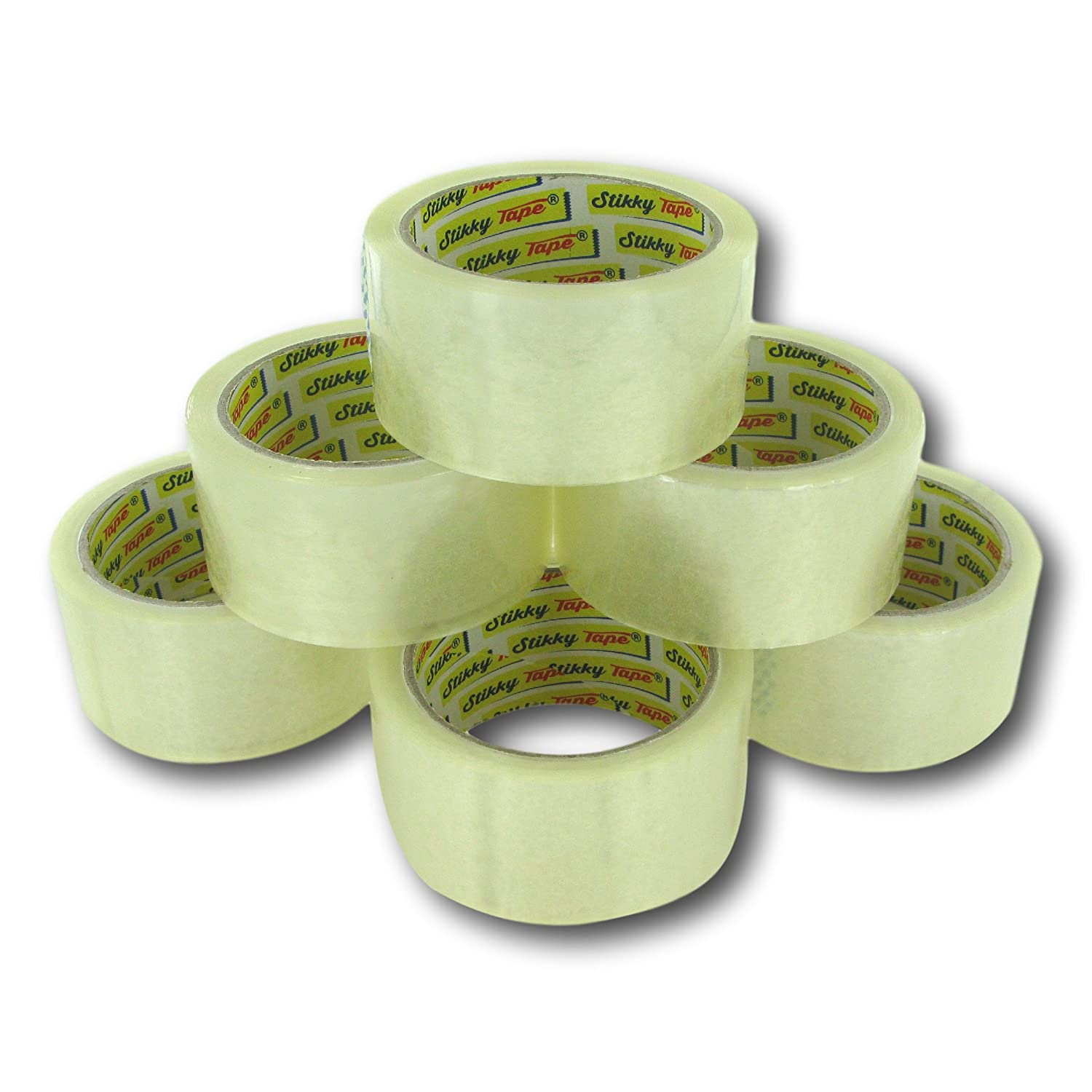 Sellotape 1766006 Super Tape Clear 18 mm x 15 m