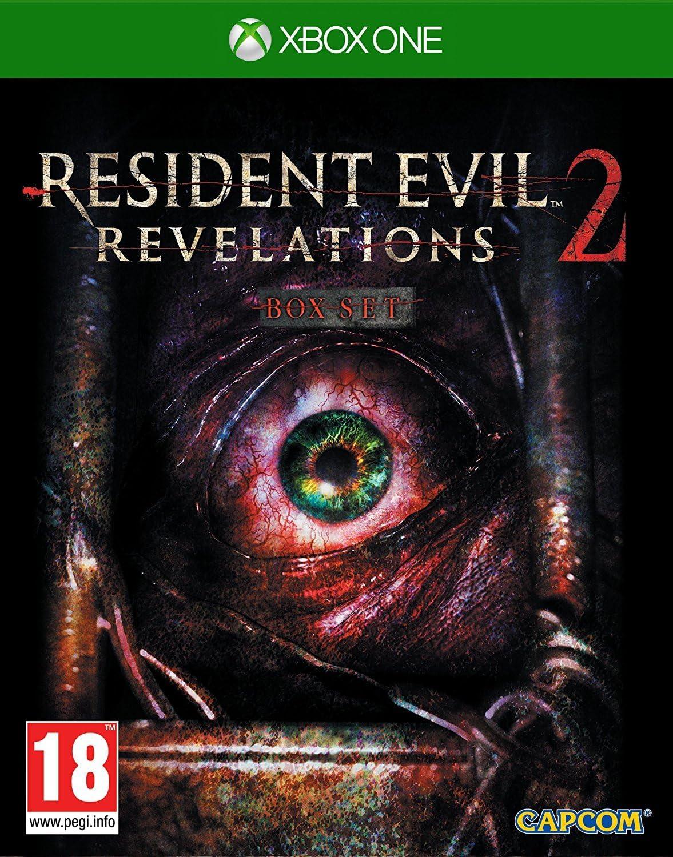Resident Evil Revelations 2 (Xbox one) [Importación inglesa ...