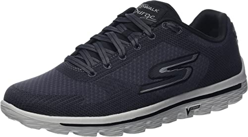 Skechers Go Walk 2 Lace up Trainers