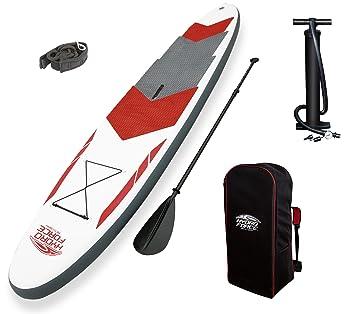 Bestway 65083 - Tabla Paddle Surf Bestway Long Tail SUP Lite (335 x 76 x