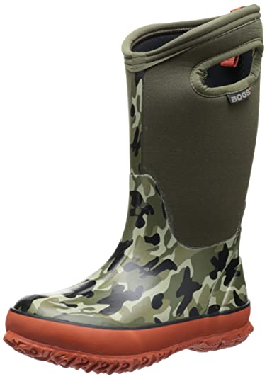 Cool picture of Bogs Classic High Camo - K