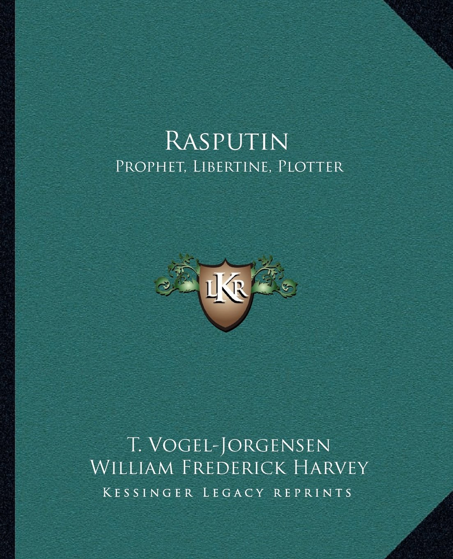 Rasputin: Amazon.es: Vogel-Jorgensen, T: Libros en idiomas extranjeros