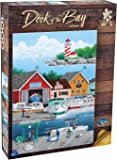 Holdson 770595 Dock of The Bay Cat Burglar 1000pc Jigsaw Puzzle