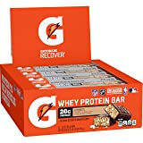 Gatorade Whey Protein Recover Bars, S'mores, 2.8