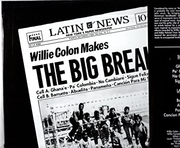Willie Colon - Willie Colon: Wanted By The FBI / The Big