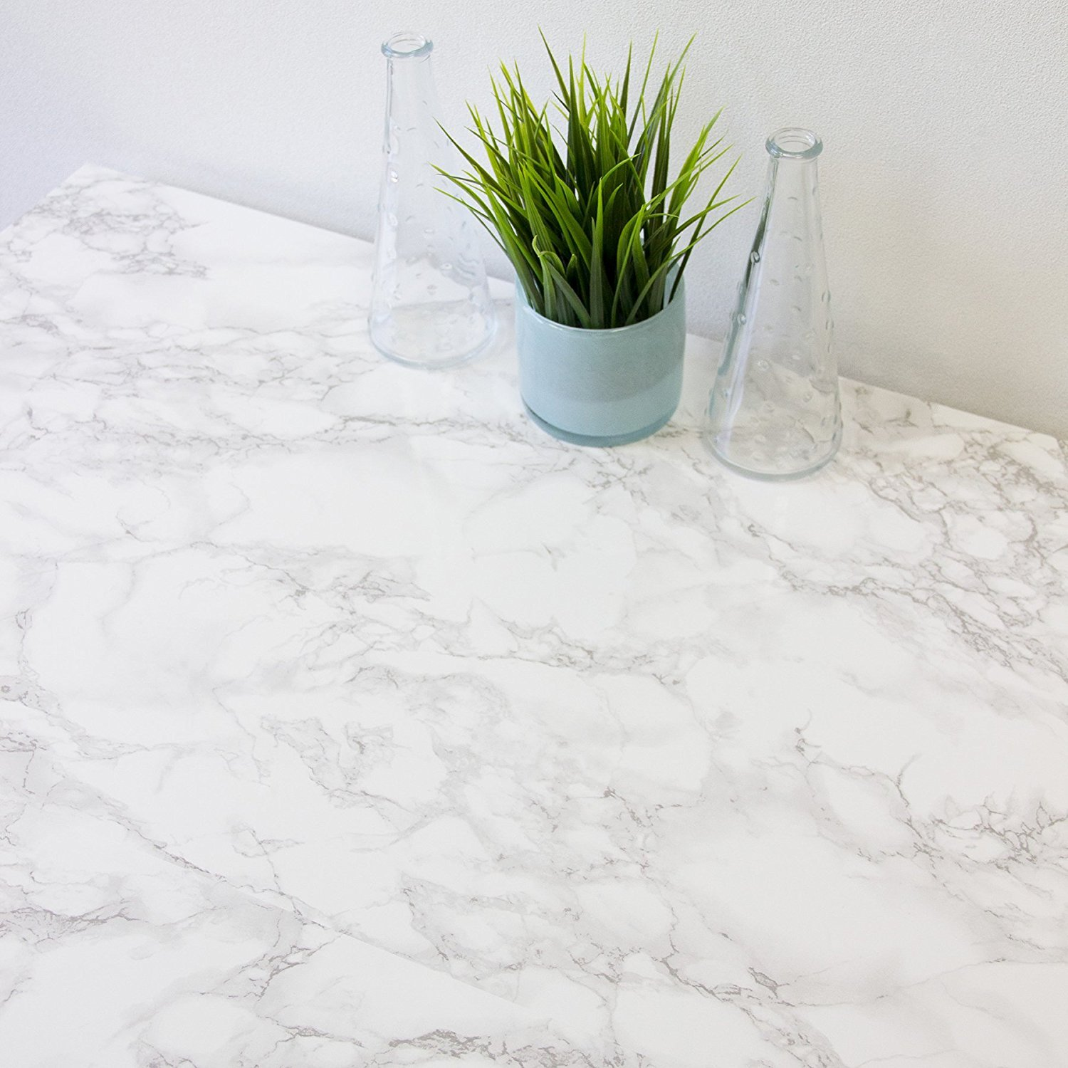 Marble contact paper - 25 Amazing Finds Under $25 & Fun Quotes to Make You Smile!