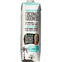 Natural Raw C Coconut Water, 12 x 1 Liters