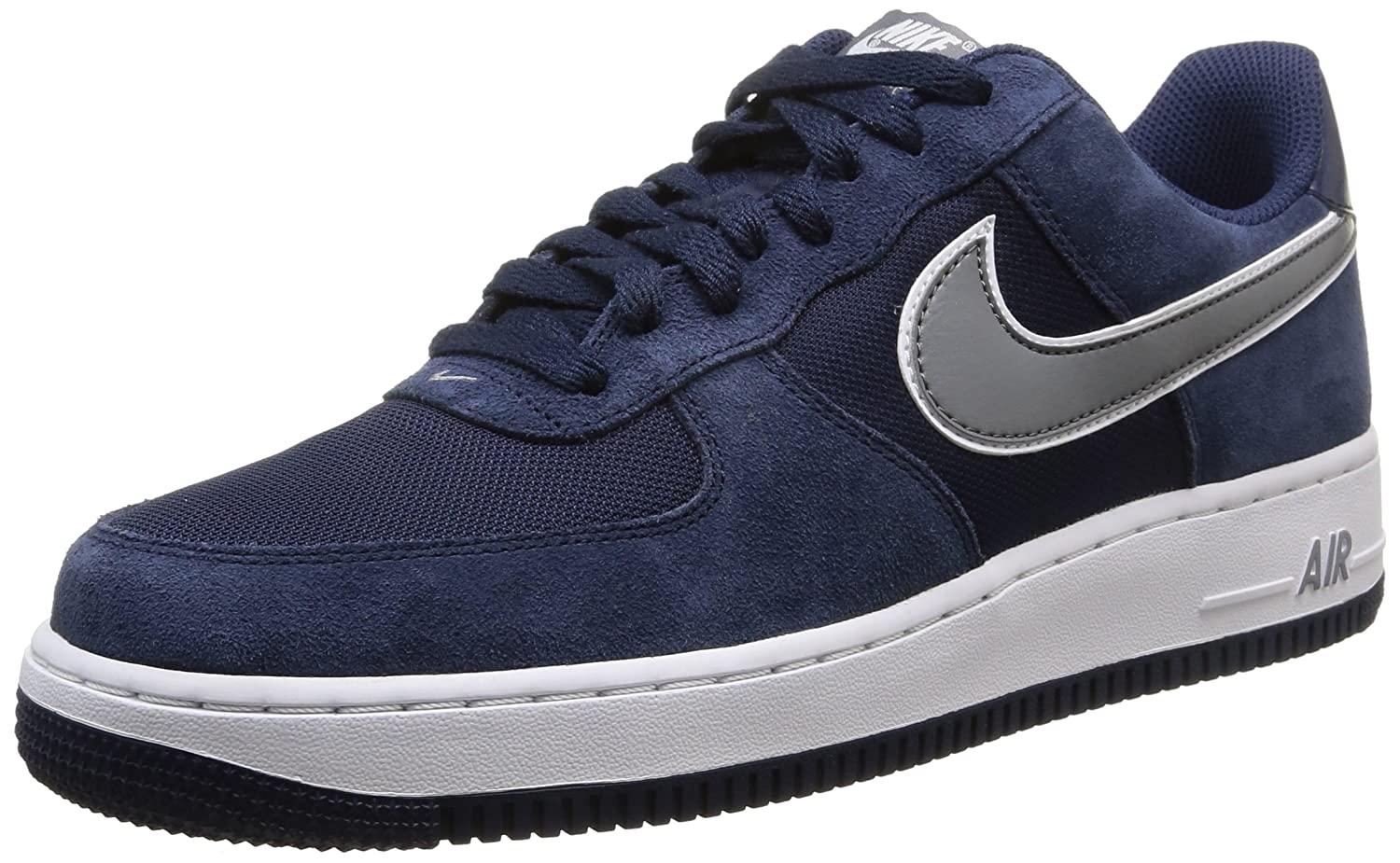 Midnight Navy Cool Grey-white Nike - Air Force One