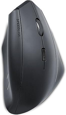 Speedlink SL610005BK - Ratón ergonómico de diseño vertical: Amazon ...