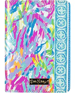 8aaf0997676 Lilly Pulitzer Passport Cover   Holder   Wallet