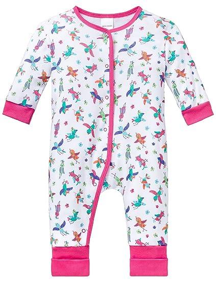 Schiesser Baby-M/ädchen Prinzessin Lillifee Anzug mit Vario Einteiliger Schlafanzug