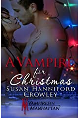 A Vampire for Christmas (Vampires in Manhattan Book 3) Kindle Edition
