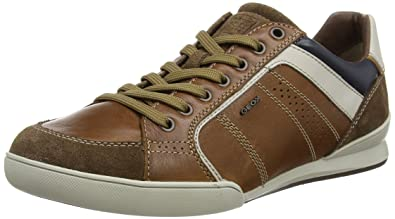 Geox Herren U Kristof A Low Top