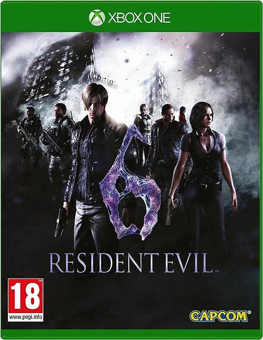 Resident Evil 6 HD Remake [Importación Inglesa]: Amazon.es: Videojuegos