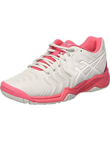 huge discount 30f79 81d48 ASICS Gel-Resolution 7 GS, Chaussures de Gymnastique Mixte Enfant