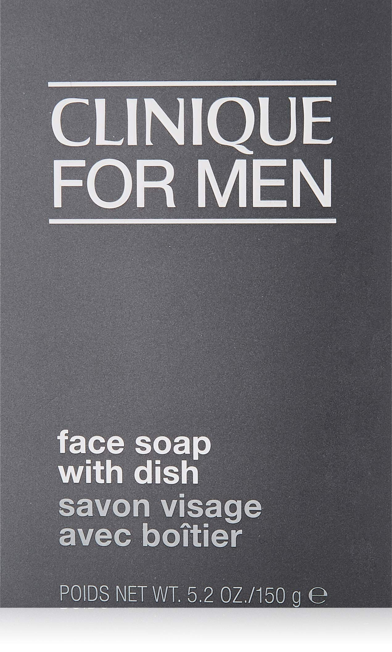 Clinique Clinique Face Soap With Dish - Regular Strength by Clinique