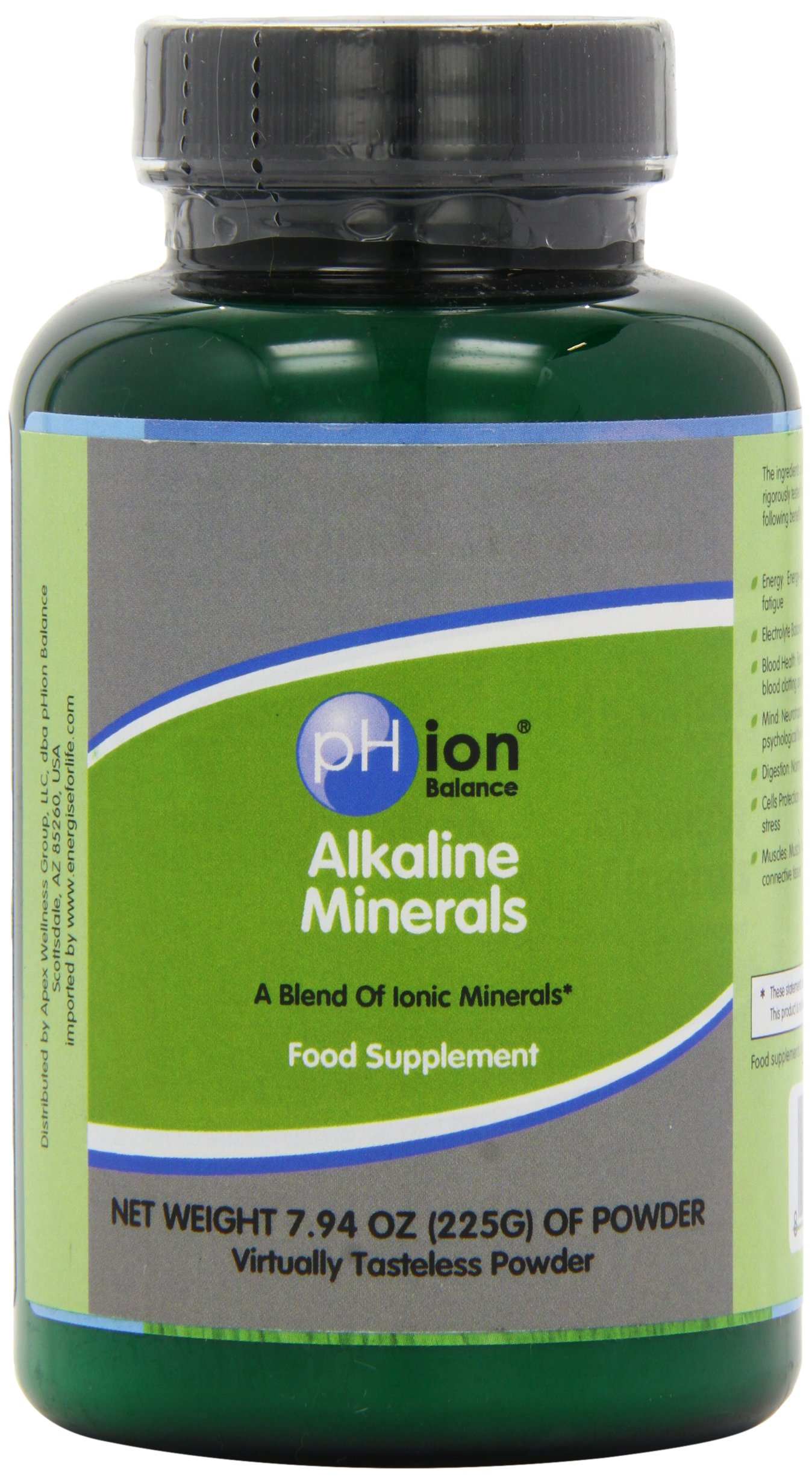 Phion Alkalizing Mineral Complex Powder, 7.94 Ounce