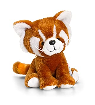 819eb37e6cf0c Keel Toys 14 cm Pippins Red Panda Soft Toy  Amazon.co.uk  Toys   Games
