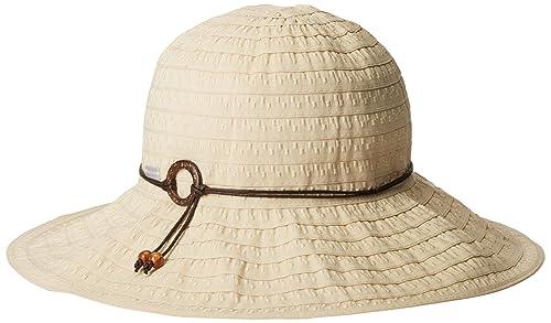 Betmar Coconut Ring Safari, Sombrero para Mujer