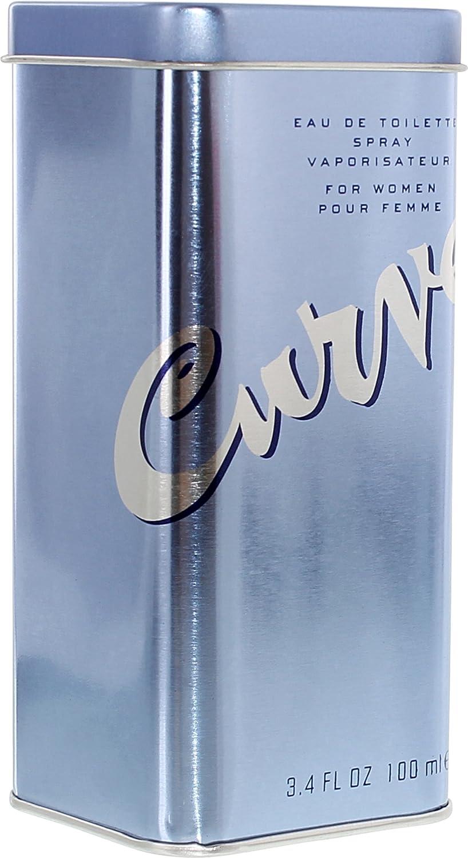 Curve by Liz Claiborne for Men - 4.2 oz Cologne Spray M-1064
