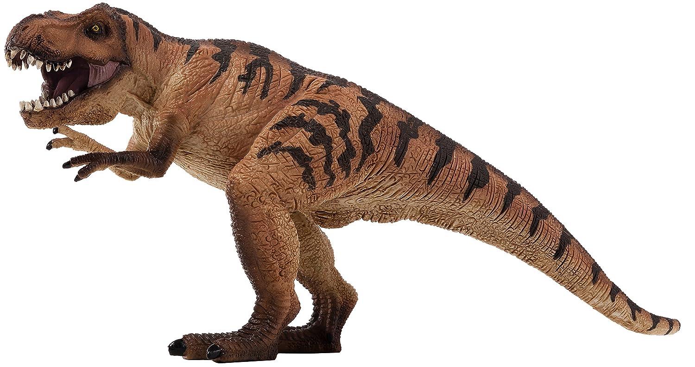 A Mojo Fun 387041 Tyrannosaurus Rex Deluxe - Realistic Prehistoric Dinosaur Toy Replica