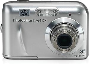 HP Photosmart M437 5MP Digital Camera with 3x Optical Zoom
