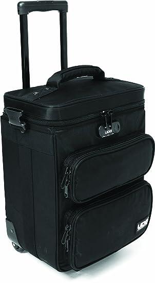 UDG U9880BL/OR Digital - Maletín con ruedas para dj, color negro y naranja: Amazon.es: Instrumentos musicales
