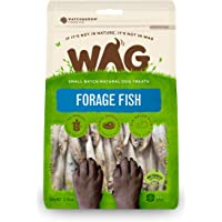 Forage Fish 200g, Grain Free Hypoallergenic Natural Australian Made Dog Treat Chew, Perfect for Training