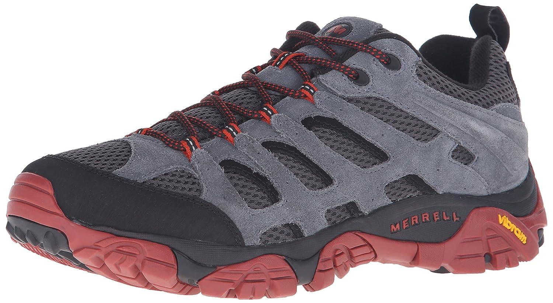 42e100fafcd Amazon.com   Merrell Men's Moab Ventilator Hiking Shoe   Hiking ...