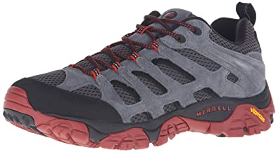 b437f46fd628a Amazon.com | Merrell Men's Moab Ventilator Hiking Shoe | Hiking ...