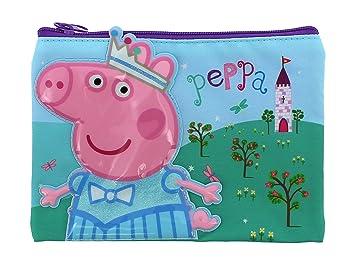 Peppa Pig estuche para lápices con cierre